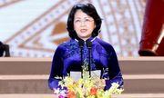 Bà Đặng Thị Ngọc Thịnh giữ quyền Chủ tịch Nước