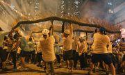 Tết Trung thu tại Trung Quốc: Người dân múa rồng lửa 3 ngày liên tiếp