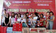 Chương trình từ thiện Trung thu yêu thương tại Trung tâm bảo trợ xã hội I