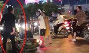 Triệu tập nam thanh niên hành hung bà bầu sau va chạm giao thông