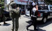 Mexico: Toàn bộ cảnh sát của một thành phố bị bắt giữ