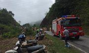 Bắc Kạn: Kinh hoàng xe 7 chỗ lao xuống vực sâu 100m, 5 người bị thương