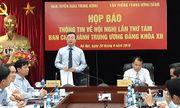 Hội nghị Trung ương 8 có nội dung nhân sự, Chiến lược biển Việt Nam