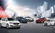 Bảng giá xe ô tô Kia mới nhất tháng 10/2018: Morning EX giá chỉ 299 triệu đồng