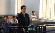 Nguyên Phó Chánh án huyện nhận hối lộ lãnh 12 tháng tù