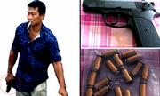 Vụ nổ súng thị uy trên sông Hậu: Đang xin cấp phép sử dụng súng để bảo vệ tiệm vàng