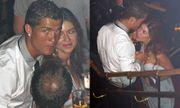 The Sun tiết lộ đoạn clip Ronaldo thân mật với cô gái tố bị tấn công tình dục