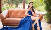 Người đẹp Huỳnh Vy đại diện Việt Nam thi Miss Tourism Queen Worldwide 2018