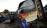 Congo: Đâm xe bồn chở dầu, ít nhất 50 người tử vong, 100 người bỏng cấp độ 2