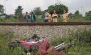 Người đàn ông bị tàu đâm tử vong khi cố băng qua đường sắt dù có chuông cảnh báo