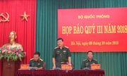 Bộ Quốc phòng thông tin nguyên nhân máy bay Su-22 rơi ở Nghệ An