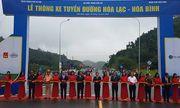 Thông xe hai dự án BOT cửa ngõ Thủ đô Hà Nội