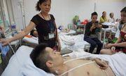 Khởi tố vụ án nam thanh niên bị truy sát phải cưa chân ở Phú Thọ