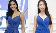 Huỳnh Vy mang váy Hoàng Thùy, H'Hen Niê từng mặc đi thi nhan sắc ở Philippines