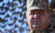 Bộ trưởng Quốc phòng Ukraine giải ngũ để trở thành 'Bộ trưởng dân sự'