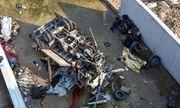 Thổ Nhĩ Kỳ: Xe tải lao xuống kênh, ít nhất 22 người thiệt mạng