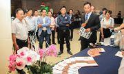 Trường Đại học Công nghiệp Thực phẩm TP.HCM tham gia các hoạt động chào mừng ngày doanh nhân Việt Nam