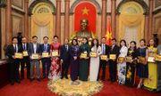 Phát biểu đáng chú ý của doanh nhân Phạm Phúc Ngân trong buổi tiếp kiến Quyền Chủ tịch nước