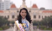Đại diện Việt Nam hé lộ video về môi trường tại Hoa hậu Trái Đất 2018