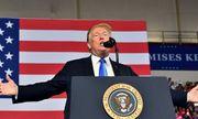 Tổng thống Trump gây quỹ được hơn 100 triệu USD chuẩn bị tái tranh cử