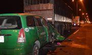 Tin tai nạn giao thông mới nhất ngày 18/10/2018: 3 người trên taxi thiệt mạng sau tai nạn ở cầu Cần Thơ