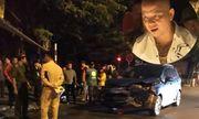 Diễn viên Anh Tuấn và cựu thủ môn SLNA va chạm xe lúc rạng sáng
