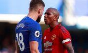 Chelsea 2 - 2 MU: Barkley ghi bàn gỡ hòa phút 96, Mourinho nổi giận