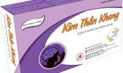 Kim Thần Khang - Sản phẩm hàng đầu giúp xua tan rối loạn lo âu lan tỏa, suy nhược thần kinh
