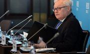 Thứ trưởng Nga cảnh báo việc Mỹ rút khỏi thỏa thuận hạt nhân là bước đi nguy hiểm
