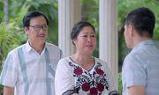 Gạo nếp gạo tẻ tập 73: Bà Mai khóc lóc xin Kiệt đừng ly hôn với Hân
