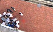 Bệnh nhân rơi từ tầng 6 bệnh viện xuống đất tử vong