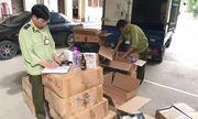 Hải quan Lạng Sơn phát hiện kho mỹ phẩm không có hóa đơn chứng từ