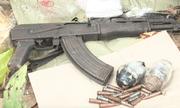 Cảnh sát đấu súng với nhóm buôn ma túy, 1 đối tượng tử vong