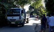Tin tai nạn giao thông mới nhất ngày 27/10/2018: Nữ giáo viên tiếng Pháp tử vong sau khi đưa con đi học