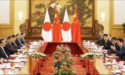 Nhật Bản và Trung Quốc ký 500 hợp đồng thương mại, cam kết chấm dứt căng thẳng