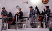 Tiến hành nhận dạng 21 thi thể nạn nhân trong vụ máy bay Lion Air rơi xuống biển