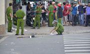 Nam thanh niên truy sát, dùng hung khí đâm chết người sau va chạm giao thông