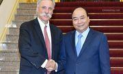 Thủ tướng tiếp lãnh đạo Tập đoàn đưa Giải đua F1 vào Việt Nam