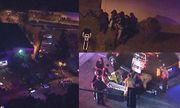 Hiện trường vụ xả súng kinh hoàng quán bar ở Mỹ, ít nhất 12 người thiệt mạng