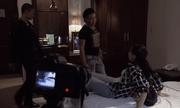 Quỳnh búp bê tập 25: Vừa ăn tát của Quỳnh, Đào lại bị My sói dàn cảnh quay clip