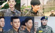 Lee Min Ho, G-Dragon và loạt nam thần xứ Hàn xuất ngũ trong năm 2019