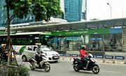 Xe buýt nhanh BRT gây ùn tắc cục bộ, cần mạnh tay
