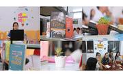 Sinh viên HUFI sáng tạo không gian làm việc và học tập cho sinh viên
