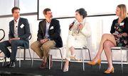 Bà Diệp Thảo khẳng định tiếng nói của cà phê Việt Nam trên diễn đàn CEO toàn cầu
