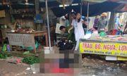 Nhân chứng bàng hoàng kể lại giây phút người phụ nữ bị bắn chết giữa chợ