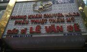 Thẩm mỹ viện Bác sỹ Lê Văn Sẽ lại vi phạm quy định của Sở Y tế