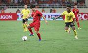Việt Nam - Malaysia 1- 0 (H1): Sân Mỹ Đình