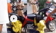 Công an tỉnh Phú Yên: CSGT nổ súng, bắn bị thương người phụ nữ là do bị cướp cò