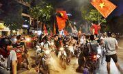 Huy động hàng trăm chiến sĩ công an Hà Nội bảo đảm an ninh trận Việt Nam - Malaysia