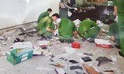 Đi từ Bắc Giang vào Nghệ An cài mìn nhà cô gái rồi kích nổ